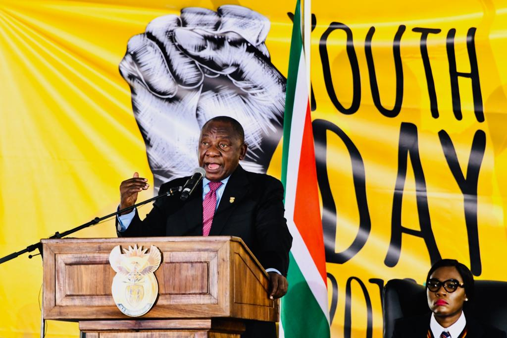 Address by President Cyril Ramaphosa at the 2019 YouthDay
