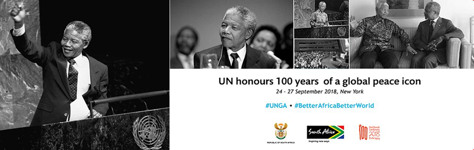 UN honours 100 years of a global peace icon 24 27 Sept 2018