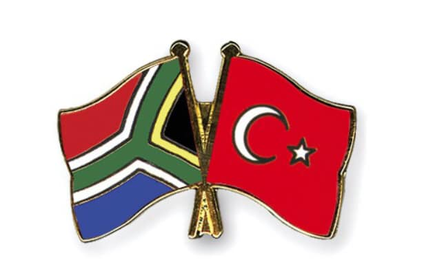 south africa turkey flags